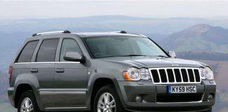 2006 Model Jeep Grand Cherokee 3.0 CRD