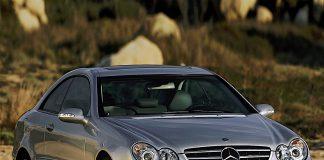 2006 model mercedes-benz clk