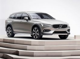 Volvo v60 Cross country d4