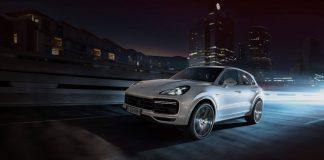 Porsche Cayenne Hakkında
