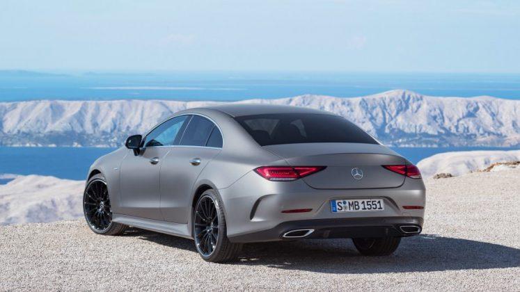 2018 model Mercedes Benz CLS
