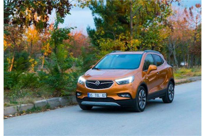 2018 Opel Mokka X