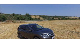 Nissan X-Trail test sürüşü