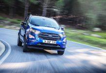 Ford EcoSport 2018 modeli