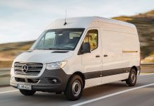 Mercedes Benz 2018 Sprinter