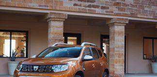 Yeni Dacia Duster Görselleri