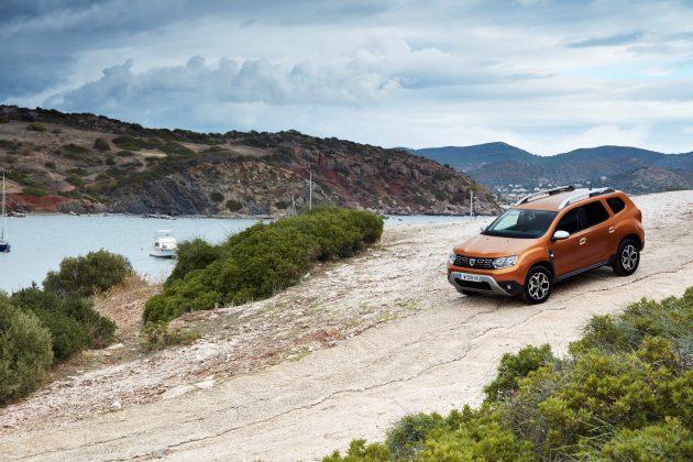 Yeni Dacia Duster Fotoğrafları