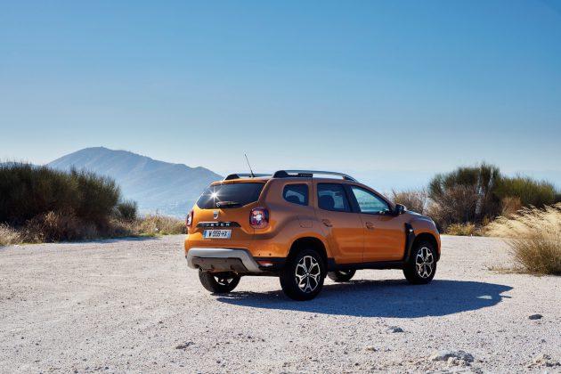 Yeni Dacia Duster
