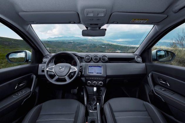 2018 Model Dacia Duster 4X4