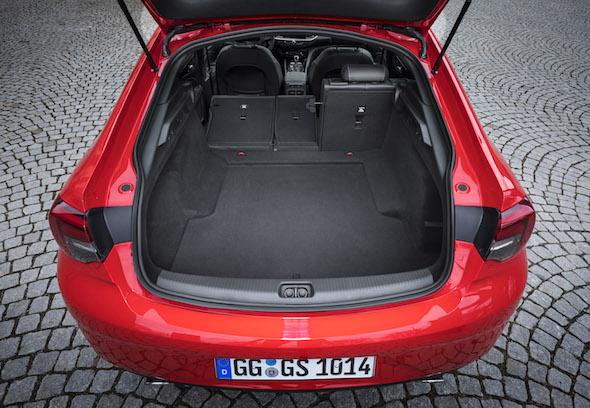 Opel İnsignia bagaj