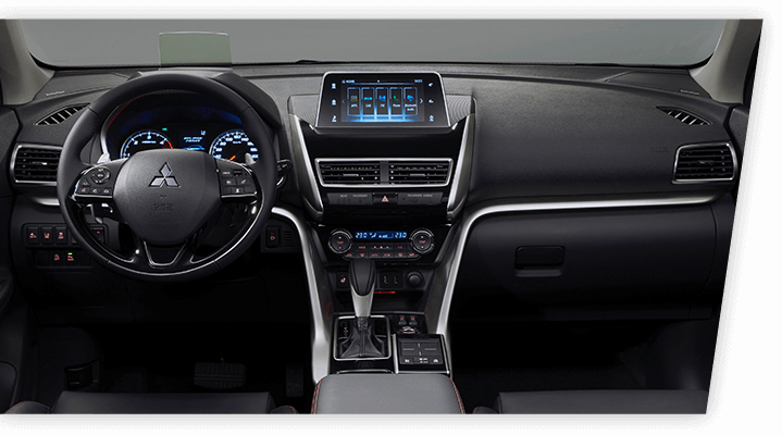 Mitsubishi - Eclipse Cross kabin