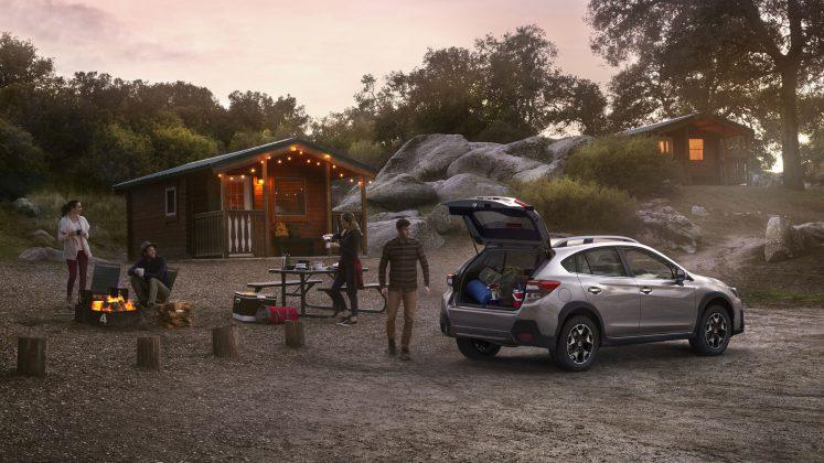 Subaru XV içi