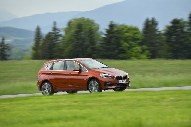BMW2 Serisi Active Tourer modeli