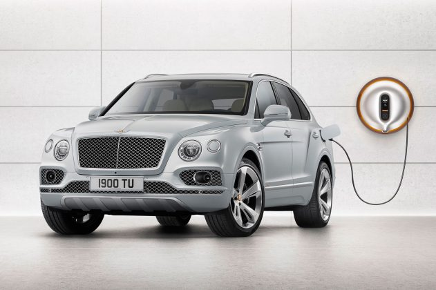 Bentley Bentayga Phev 2018