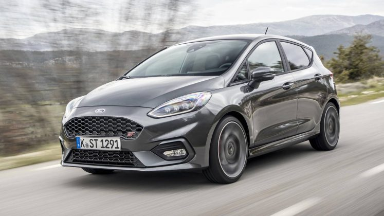 2018 model Ford Fiesta ST