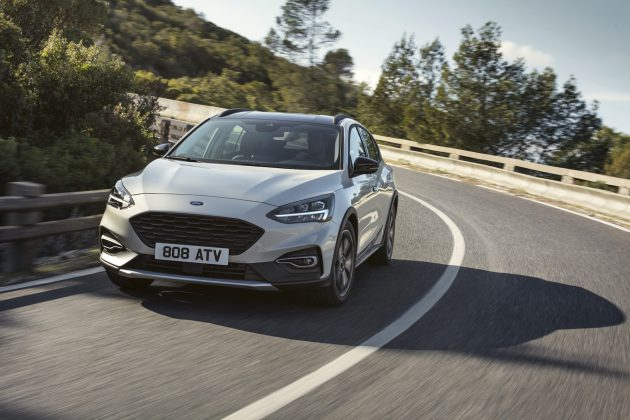 2018 model Ford Focus