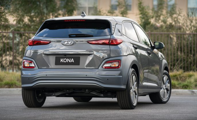 Hyundai Kona Electrikli