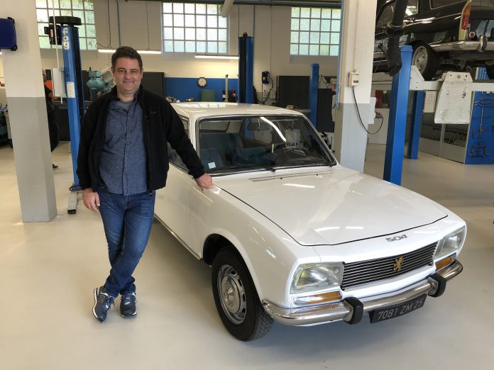 Peugeot müzesi
