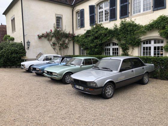 Peugeot müzesi dış