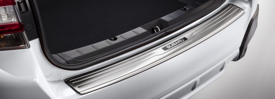 Subaru XV bagajı