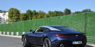Aston Martin Kapak