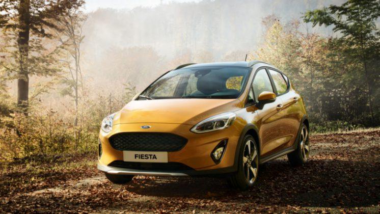 2018 Model Ford Fiesta