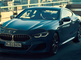 Yeni BMW 8 Serisi