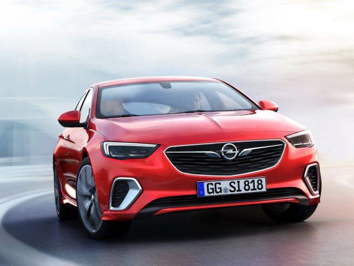 Yeni Opel İnsignia