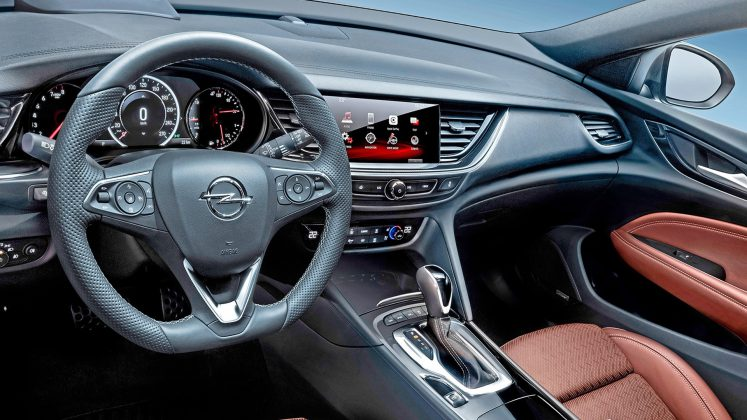2018 Opel İnsignia