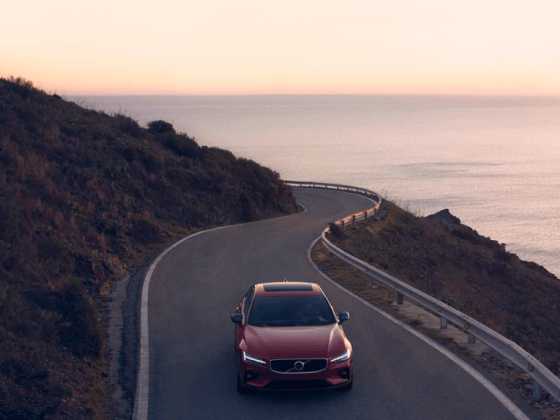 Yeni Volvo s60