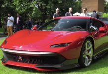 Ferrari SP38 Sergilecek!