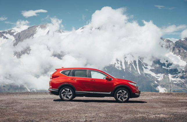 Honda CR-V Test Sürüşü İzlenimleri