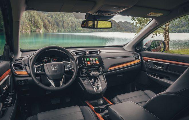 Honda CR-V İçi