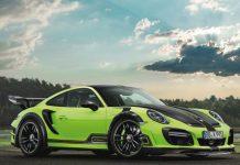 Porsche 911 GT Street R hakkında