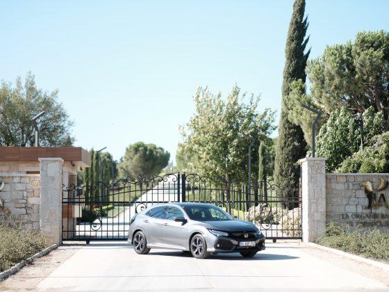 Honda Civic Sedan Dizel Otomatik