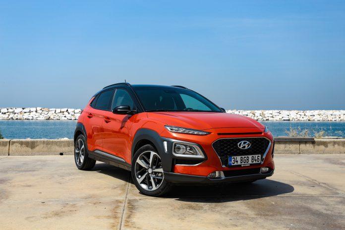 Hyundai Kona fotoğrafları
