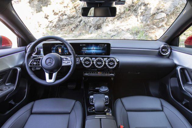 2018 Mercedes A Serisi