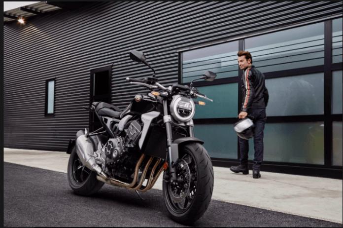 Yeni Honda CB1000R