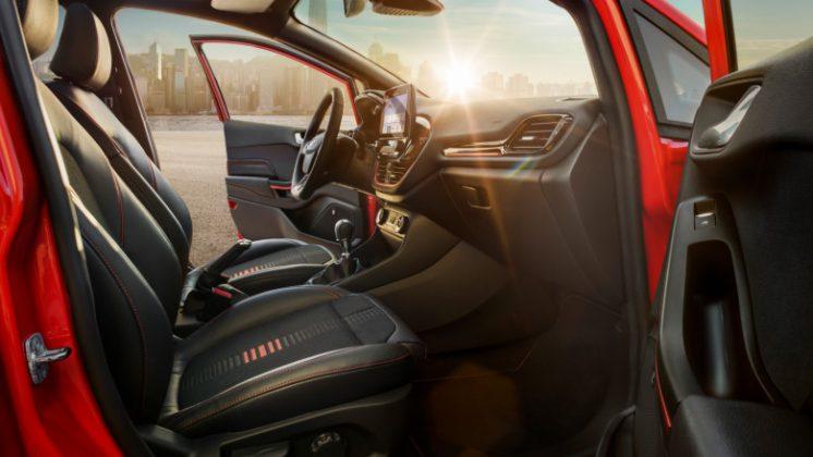 Yeni Ford Fiesta Motor