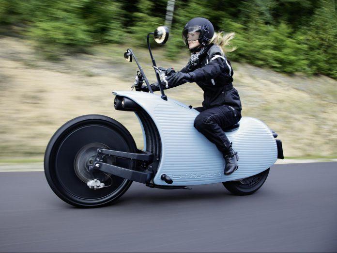 Johammer J1 Motosiklet