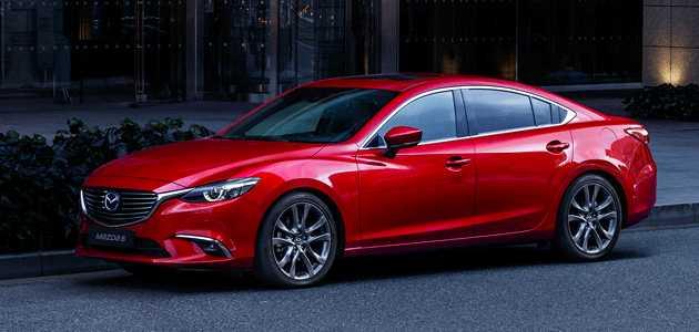 Yeni Mazda6