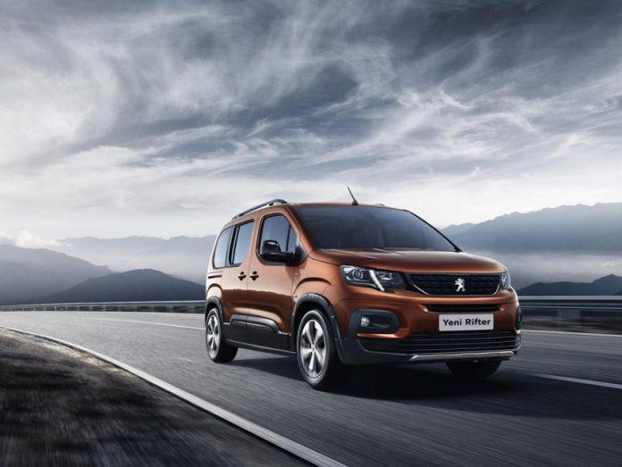 Yeni Peugeot Rifter