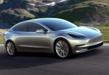 Tesla Model3 2018