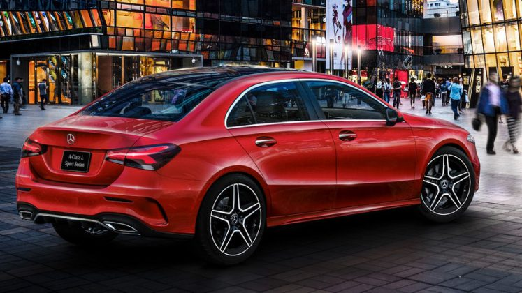 Mercedes A Serisi Sedan 2019
