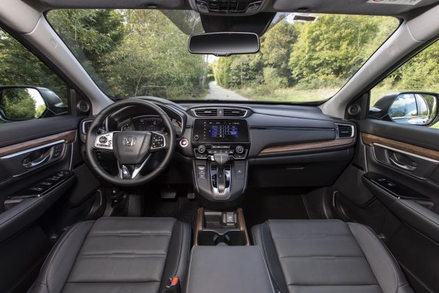 Honda CR-V İç Mekan