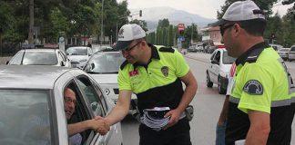Trafik para cezası