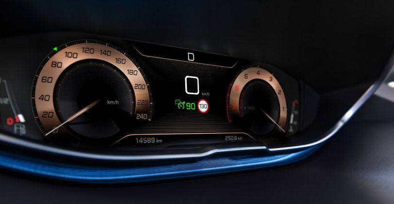 Yeni Peugeot 3008 içi