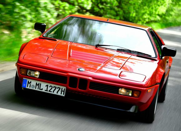 1978 Model BMW M1