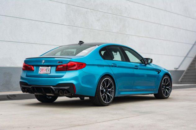 BMW M5/ Mercedes AMG