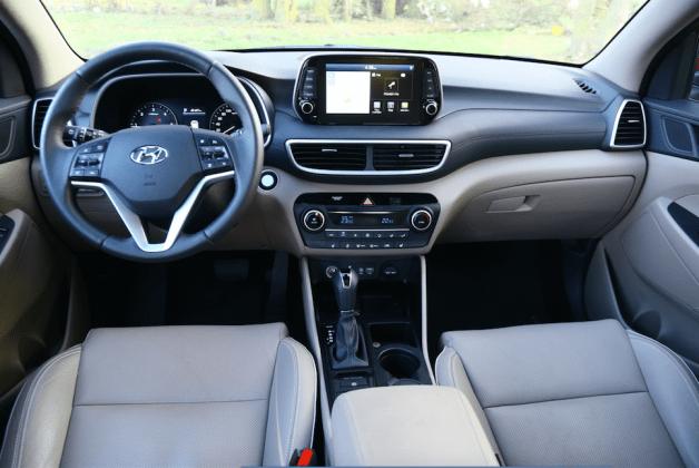 Hyundai Tucson 2018 İçi
